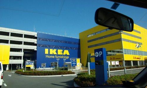 神戸・IKEA 日帰りの旅
