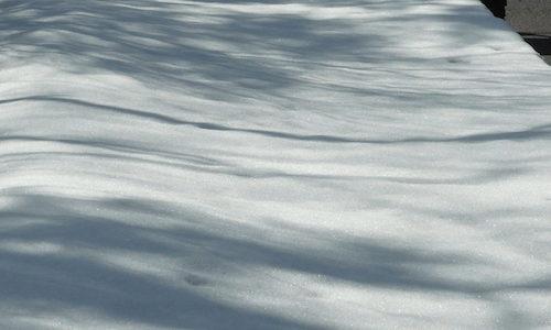 NUDA900R 雪山ツーリング