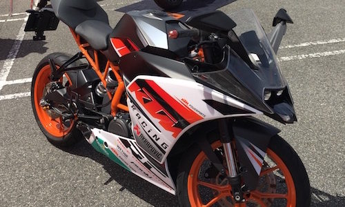 GW 10日目 「オートバイの練習会」