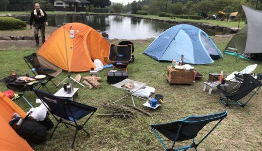 キャンプ!×キャンプ!