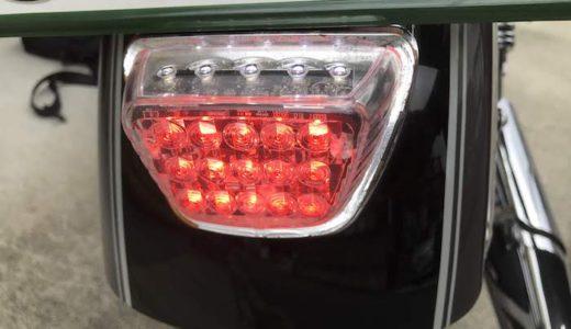 XL1200C テールランプ