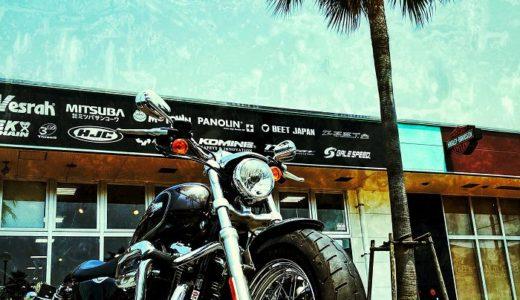 それとなくバイクまみれな週末