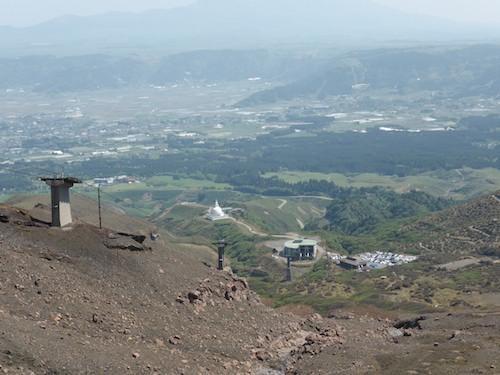 17阿蘇登山